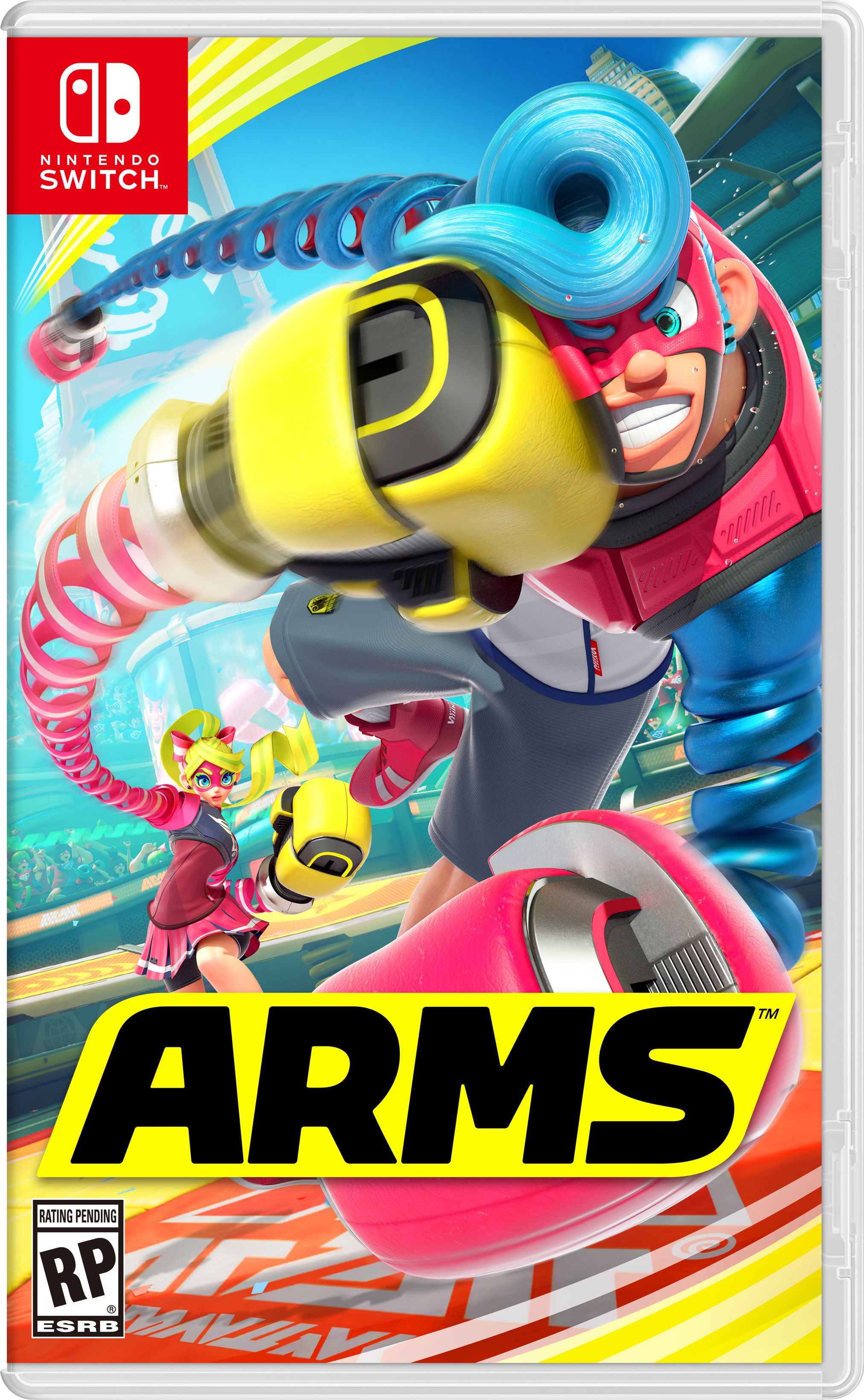 NS-ARMS