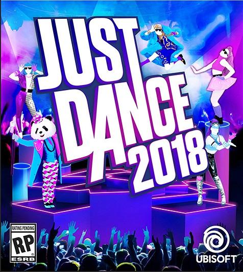 WII u JUST DANCE 18